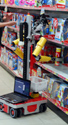 Dynamaid fetches Pringles in the Supermarket test